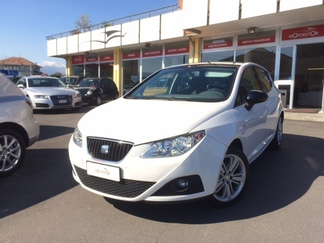 sold seat ibiza 1 4 tdi dpf 5p st used cars for sale autouncle. Black Bedroom Furniture Sets. Home Design Ideas
