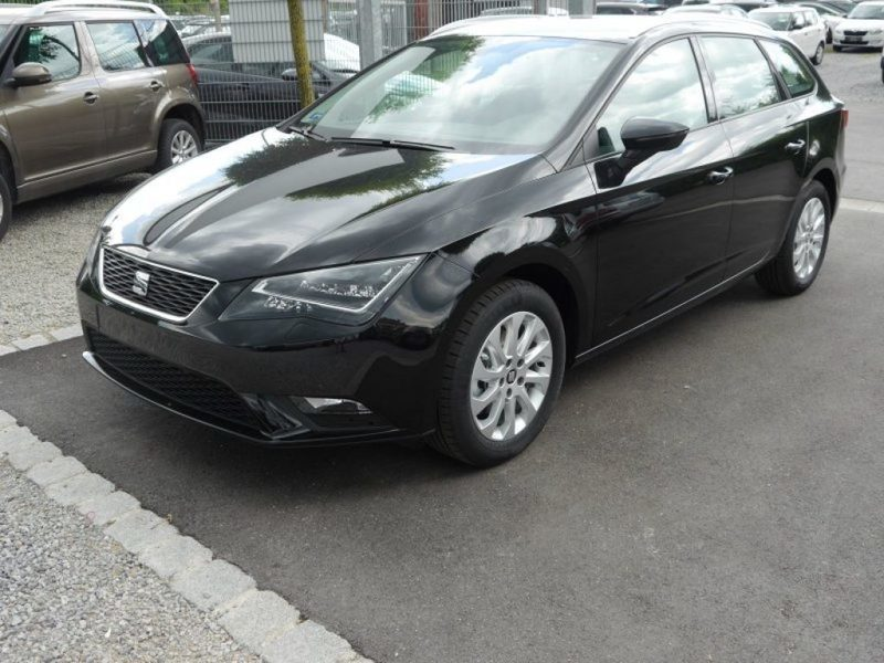 sold seat leon st 1 4 tsi style used cars for sale autouncle. Black Bedroom Furniture Sets. Home Design Ideas