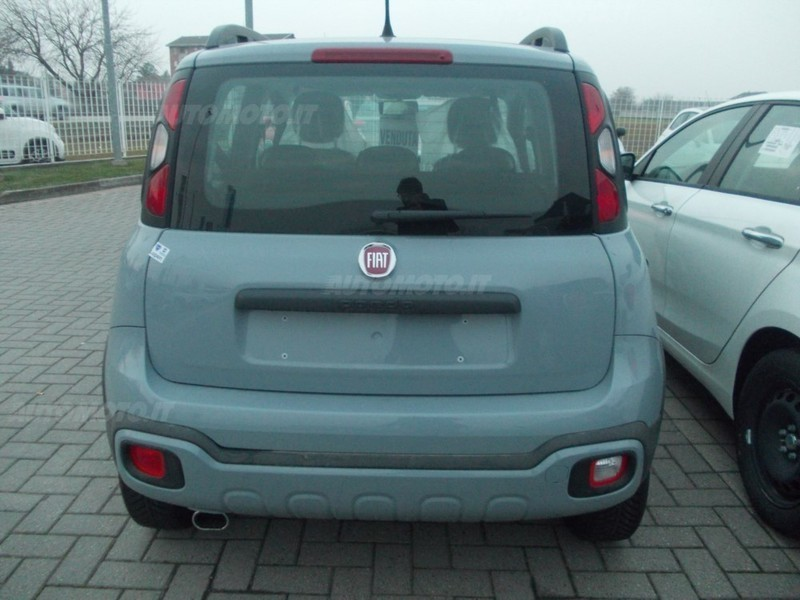 sold fiat panda cross 1 2 city used cars for sale autouncle. Black Bedroom Furniture Sets. Home Design Ideas