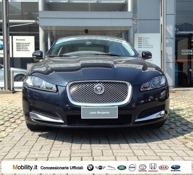 Sold Jaguar XF Usata Diesel Grumel.