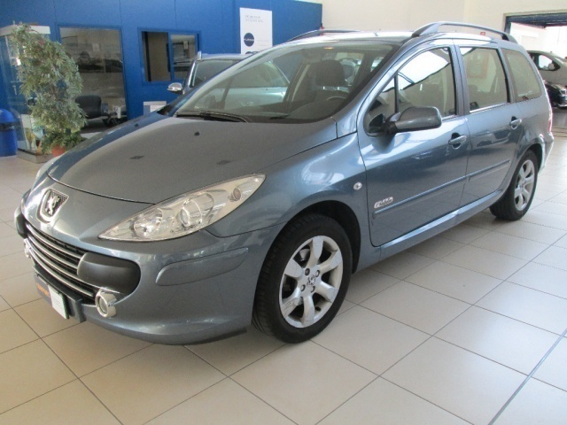 sold peugeot 307 1 6 16v hdi 90cv used cars for sale. Black Bedroom Furniture Sets. Home Design Ideas