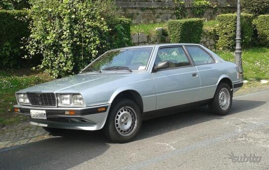 Venduto Maserati Biturbo 1985 - auto usate in vendita