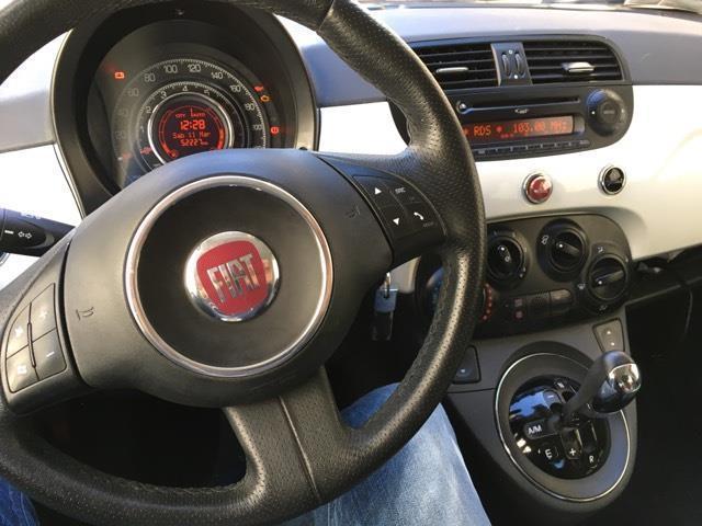 Venduto Fiat 500 1 2 Sport Cambio Aut Auto Usate In Vendita