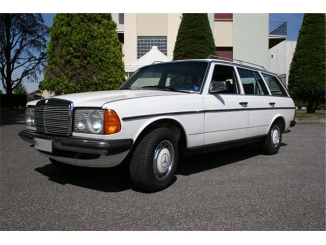 Sold Mercedes 200 T W123 7 Pos Used Cars For Sale
