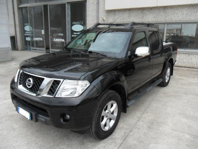 sold nissan navara 2 5 dci 190cv 4 used cars for sale autouncle. Black Bedroom Furniture Sets. Home Design Ideas
