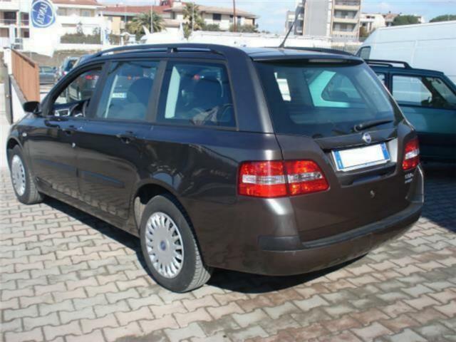 Sold Fiat Stilo 1 9 Mjt 120 Cv Mul Used Cars For Sale