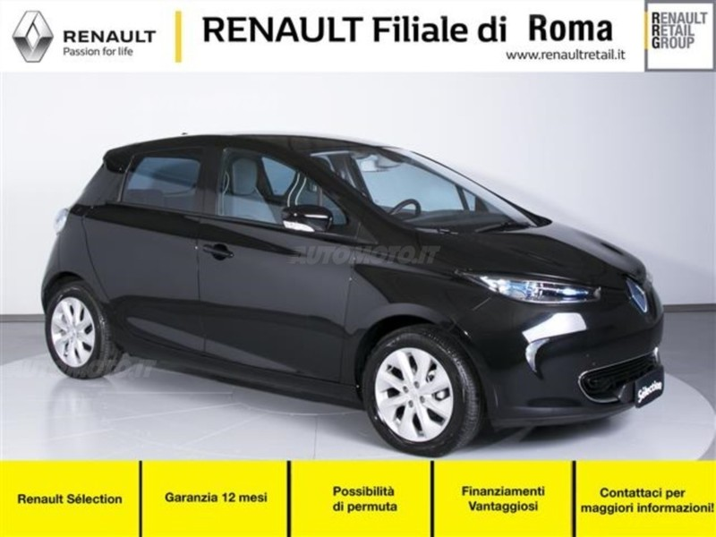 Renault Zoe Used Cars For Sale
