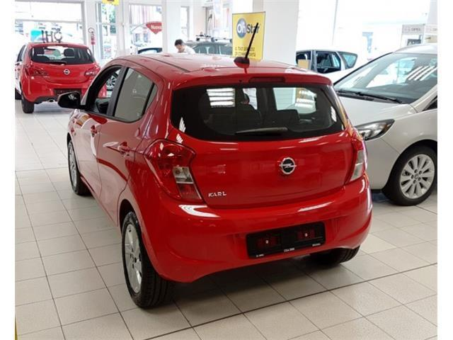 sold opel karl 1 0 75 cv aut inno used cars for sale autouncle. Black Bedroom Furniture Sets. Home Design Ideas