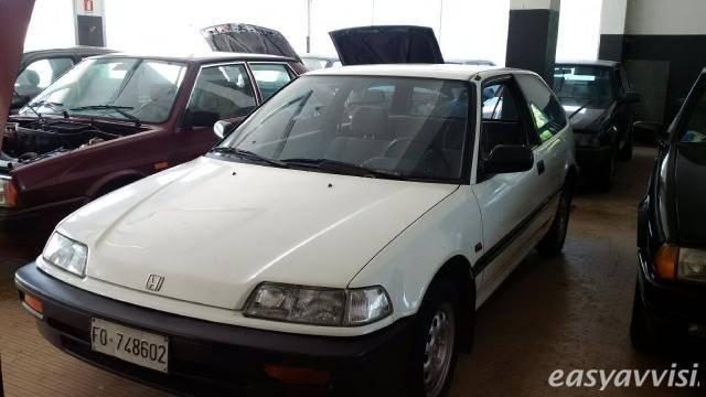 Venduto Honda Civic Usata Del 1989 A Auto Usate In Vendita