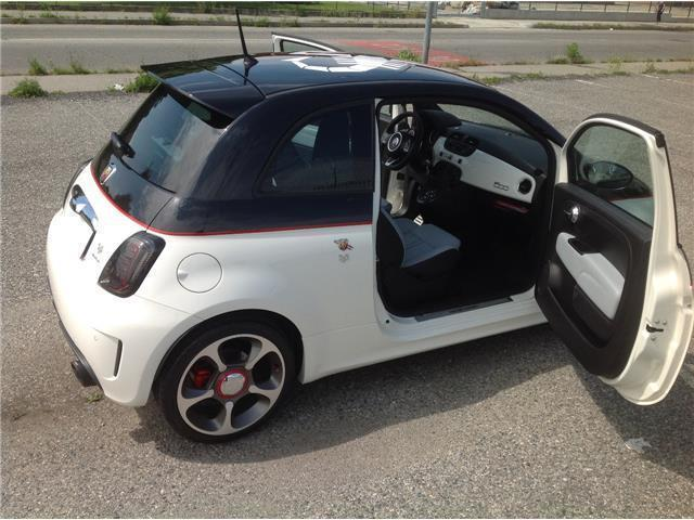 sold fiat 500 abarth abarth turism used cars for sale autouncle. Black Bedroom Furniture Sets. Home Design Ideas