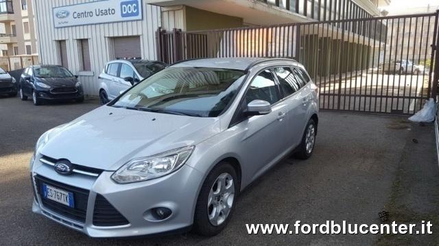 ford focus station wagon 2014 usata