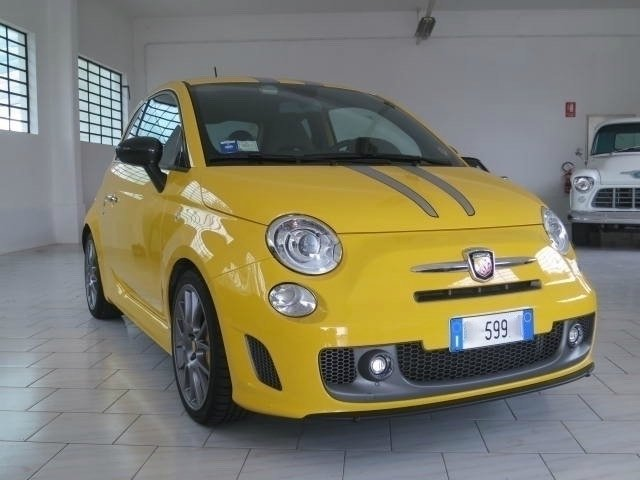 sold fiat 500 abarth 695 tributo f used cars for sale autouncle. Black Bedroom Furniture Sets. Home Design Ideas