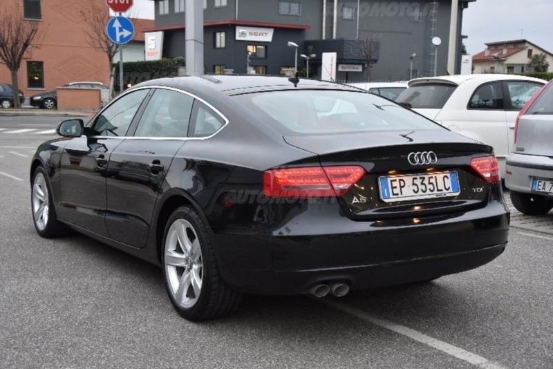 Audi a5 sportback 20 tdi 143 cv usata