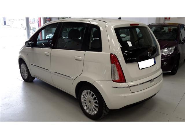 Sold lancia musa 1 4 8v ecochic g used cars for sale autouncle - Lancia musa 1 4 8v ecochic gpl diva ...