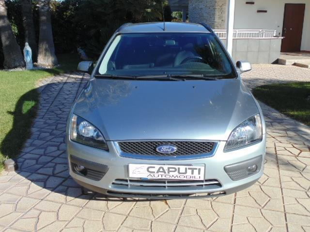 gebraucht Ford Focus 1.6 TDCi (110CV) S.W.