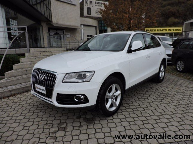 sold audi q5 q52 0 tdi 190 cv clea used cars for sale autouncle. Black Bedroom Furniture Sets. Home Design Ideas