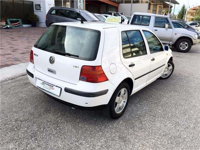 sold vw golf iv 1 9 tdi 110 cv 5p used cars for sale. Black Bedroom Furniture Sets. Home Design Ideas