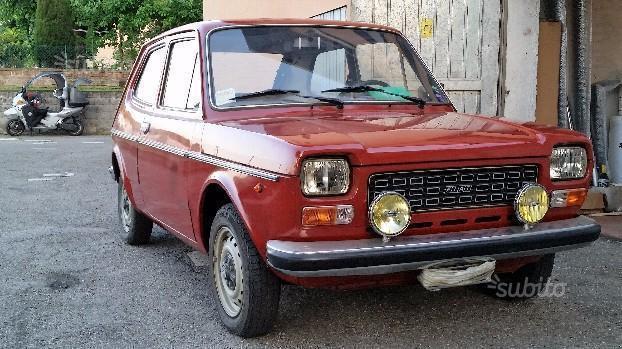 Fiat 127 usata 284 fiat 127 in vendita autouncle - Porte finestre usate subito ...