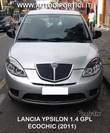 Usato 1 4 diva ecochic gpl lancia ypsilon 2011 km 81 lancia y diva 2011 - Lancia y diva 2010 ...