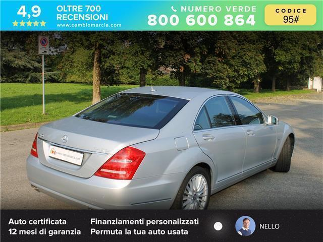 Sold Mercedes S350 Cdi 4m Blueeffi Used Cars For Sale