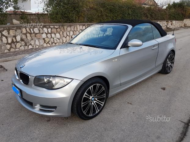 sold bmw 120 cabriolet serie i used cars for sale autouncle. Black Bedroom Furniture Sets. Home Design Ideas