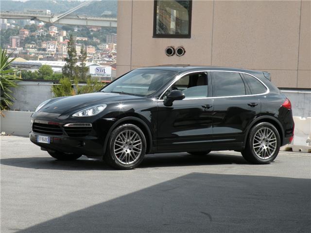 sold porsche cayenne 3 0 diesel pc used cars for sale. Black Bedroom Furniture Sets. Home Design Ideas