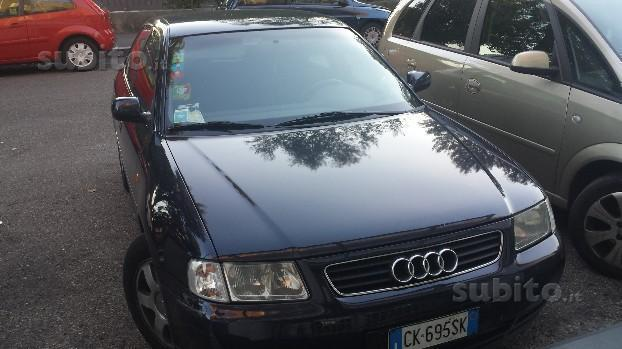 sold audi a3 8l 1 9 tdi used cars for sale autouncle. Black Bedroom Furniture Sets. Home Design Ideas
