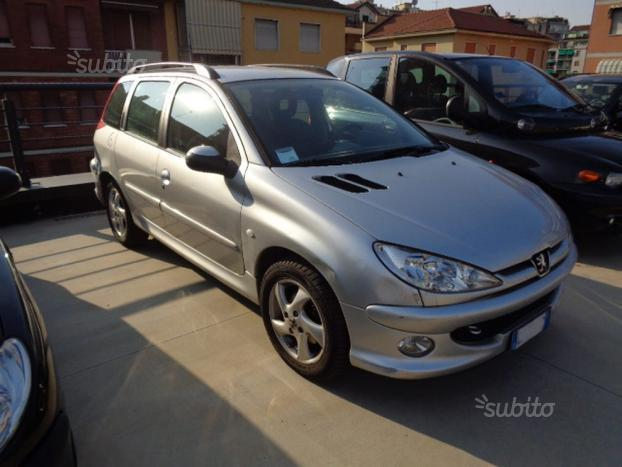 sold peugeot 206 2 0 hdi sw xs rif used cars for sale autouncle. Black Bedroom Furniture Sets. Home Design Ideas