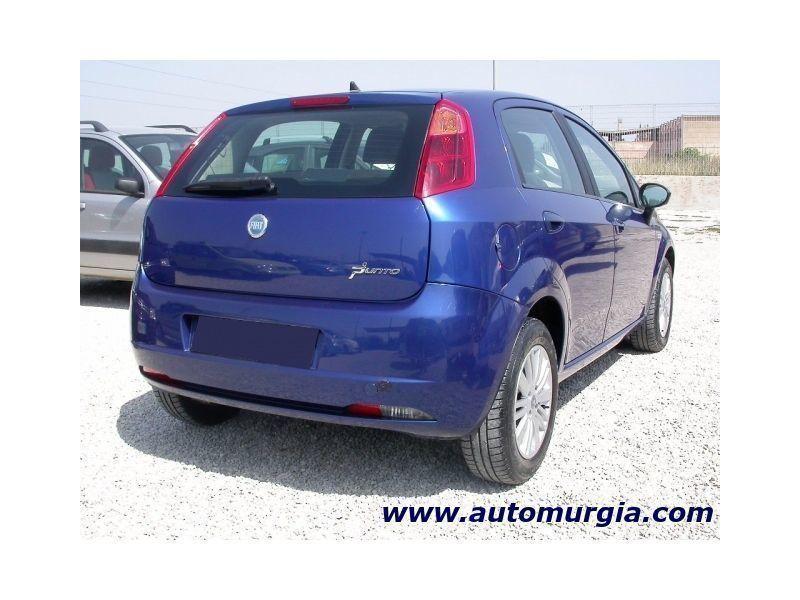 Venduto fiat grande punto usata del 2 auto usate in vendita for Ebay auto usate bologna