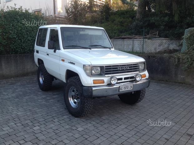 sold toyota land cruiser kzj 70 30 used cars for sale. Black Bedroom Furniture Sets. Home Design Ideas