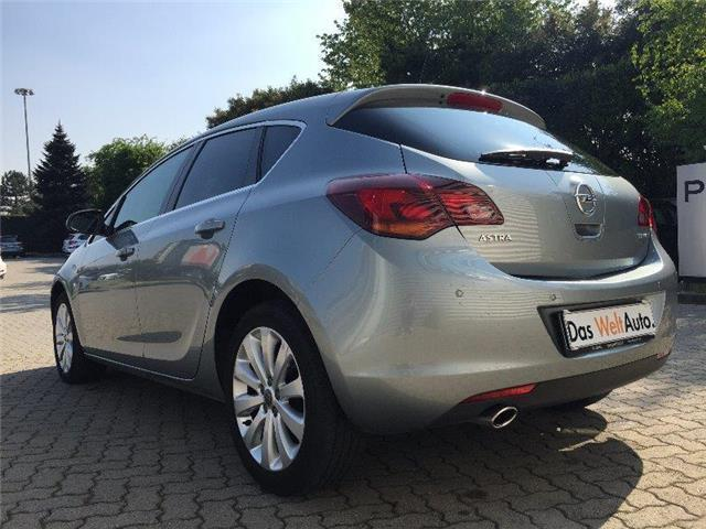 sold opel astra 1 4 turbo 140cv 4 used cars for sale. Black Bedroom Furniture Sets. Home Design Ideas