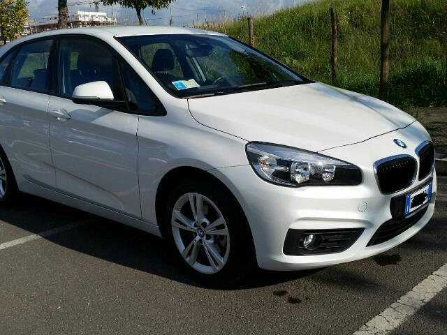 sold bmw 216 active tourer 216 d a used cars for sale autouncle. Black Bedroom Furniture Sets. Home Design Ideas