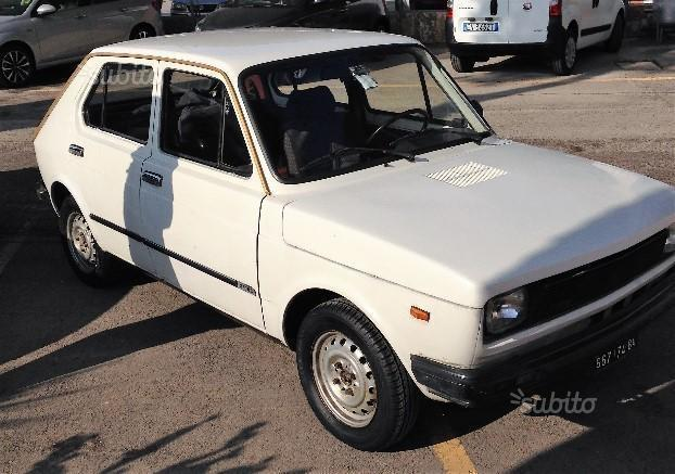 sold fiat 127 900 5 porte c used cars for sale. Black Bedroom Furniture Sets. Home Design Ideas