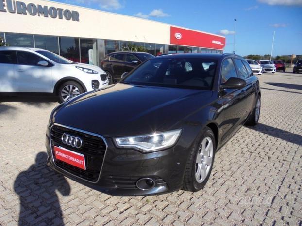usata Audi A6 Avant 3.0 TDI 204 CV quattro Stronic Business Plus