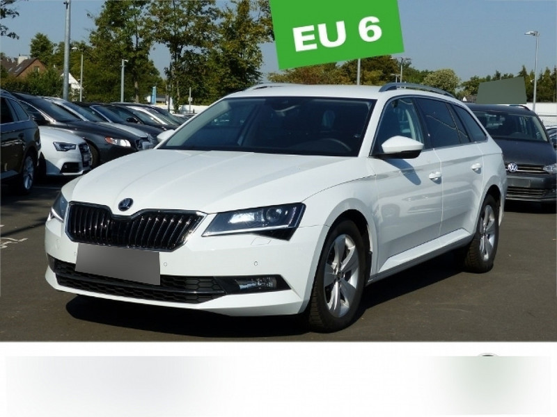 sold skoda superb combi 2.0 tdi ds. - used cars for sale