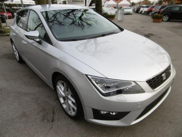 sold seat leon 1 4 tsi 125 cv 5p used cars for sale. Black Bedroom Furniture Sets. Home Design Ideas