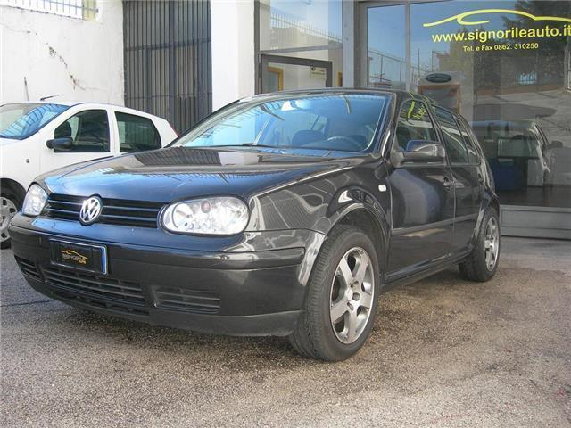 sold vw golf 1 9 tdi 90 cv 5p clim used cars for sale autouncle. Black Bedroom Furniture Sets. Home Design Ideas