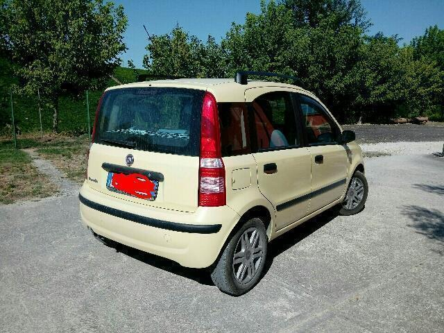 sold fiat panda automatica comand used cars for sale autouncle. Black Bedroom Furniture Sets. Home Design Ideas