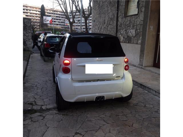 venduto smart fortwo cabrio brabus xc auto usate in vendita. Black Bedroom Furniture Sets. Home Design Ideas