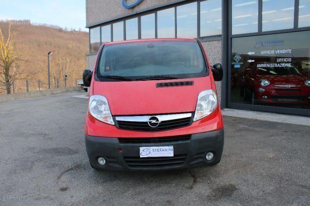 Schemi Elettrici Opel Vivaro : Usato cdti cv pc tn furgone vetrato fap opel