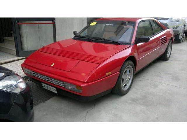sold ferrari mondial 1989 used cars for sale autouncle. Black Bedroom Furniture Sets. Home Design Ideas