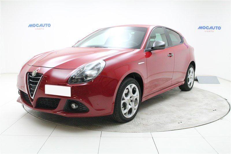 usata Alfa Romeo Giulietta Benzina 1.4 t. m.air Sprint 150cv