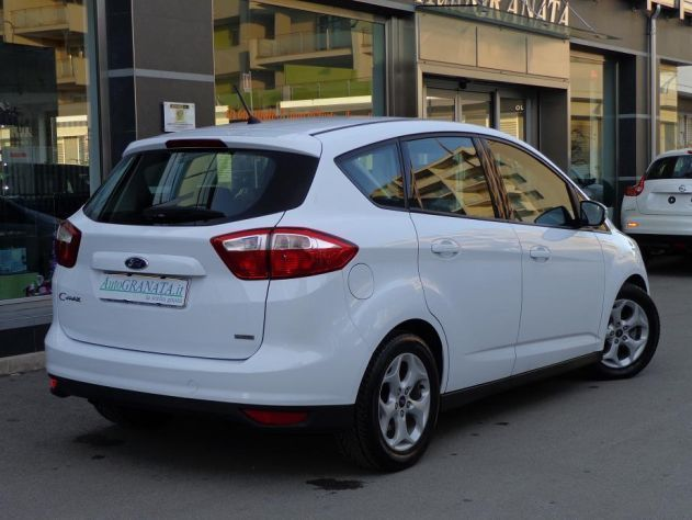 sold ford c max 1 6 tdci 115cv 6ma used cars for sale autouncle. Black Bedroom Furniture Sets. Home Design Ideas