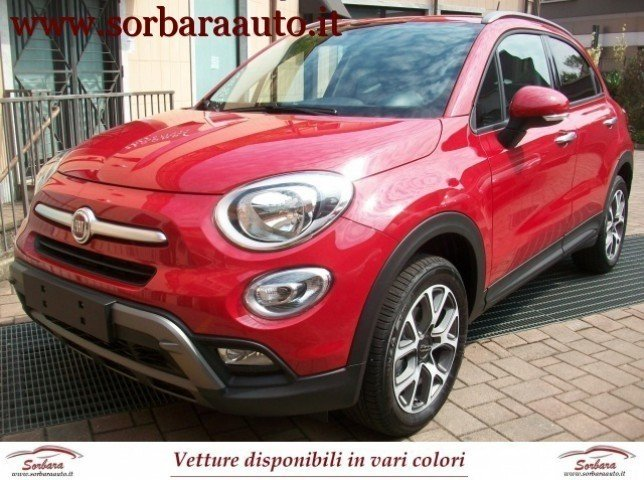 sold fiat 500x 1 4 multiair 140 cv used cars for sale autouncle. Black Bedroom Furniture Sets. Home Design Ideas
