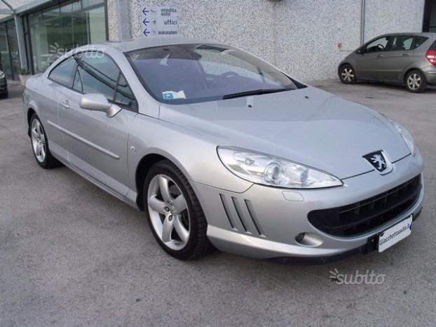 sold peugeot 407 coupe 407 coup 2 used cars for sale autouncle. Black Bedroom Furniture Sets. Home Design Ideas