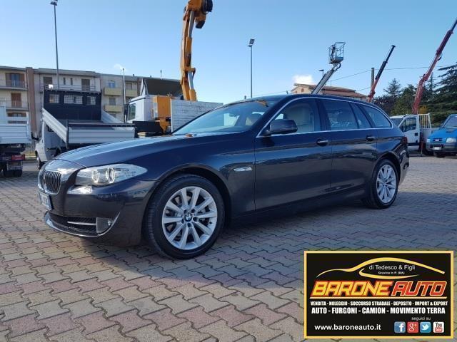 usata BMW 520 d Touring Eletta