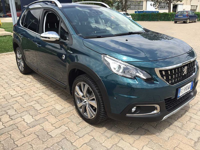 sold peugeot 2008 120 s s crossway used cars for sale. Black Bedroom Furniture Sets. Home Design Ideas