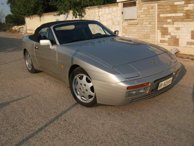 sold porsche 944 s2 cabrio used cars for sale autouncle. Black Bedroom Furniture Sets. Home Design Ideas