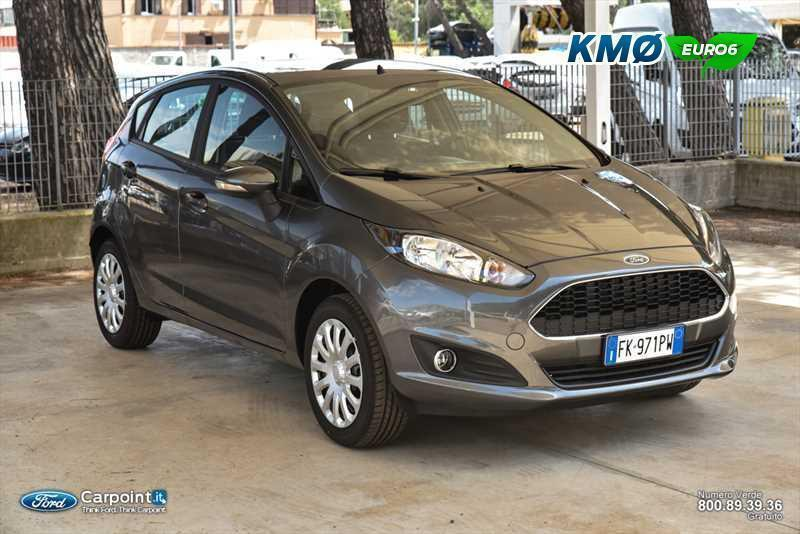 sold ford fiesta 1 2 plus 82cv 5p used cars for sale autouncle. Black Bedroom Furniture Sets. Home Design Ideas