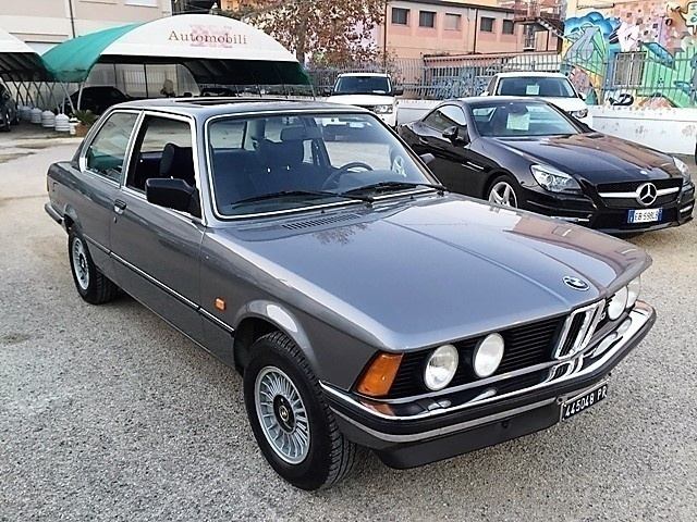 sold bmw 320 coupe 39 auto tetto boo used cars for sale. Black Bedroom Furniture Sets. Home Design Ideas